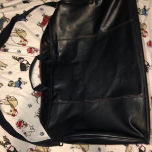 Leather YSL/Opium for men tote bag